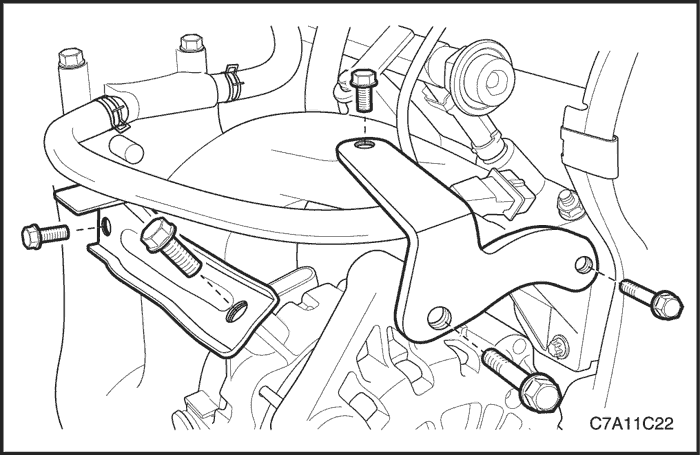 Zapojte startovací solenoid dozadu